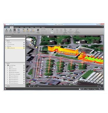 Leica Geosystems Infinity Software
